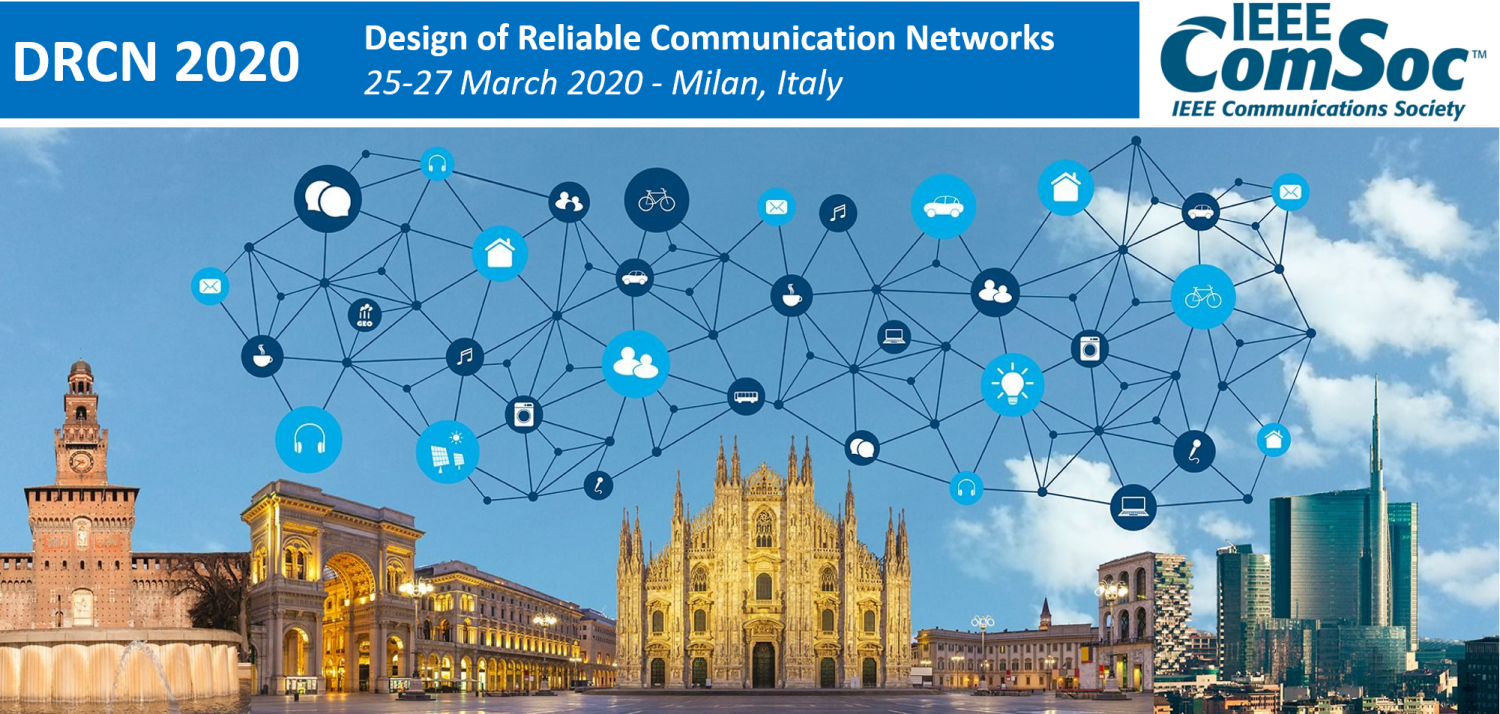 Design of Reliable Communication Networks